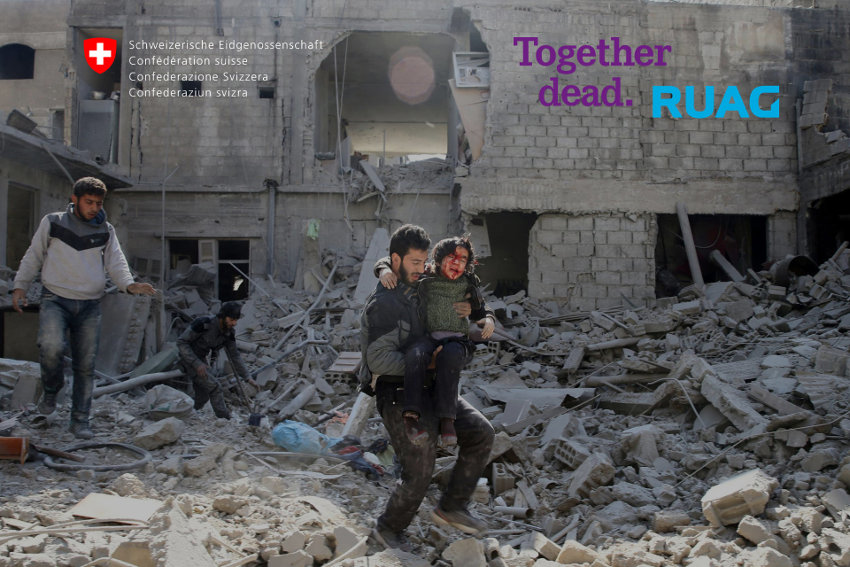 RUAG - Together dead