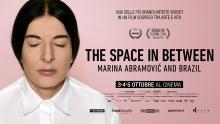 Marina Abramović in Brazil: The Space in Between
